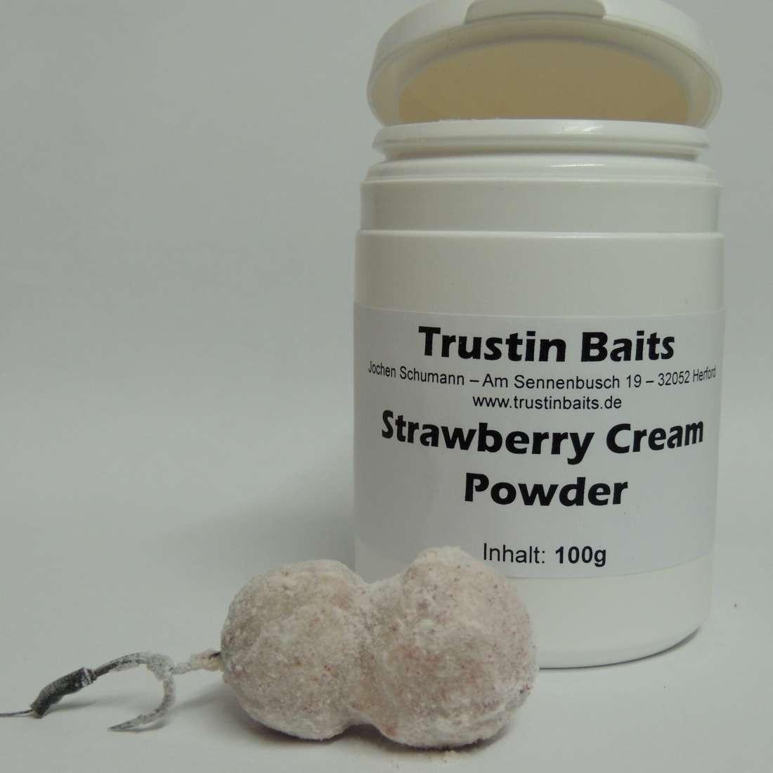 Strawberry Cream Powder Dip