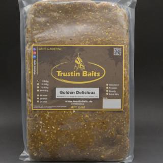 Golden Delicious Teig